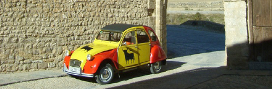 Rencontre internationale 2cv 2016