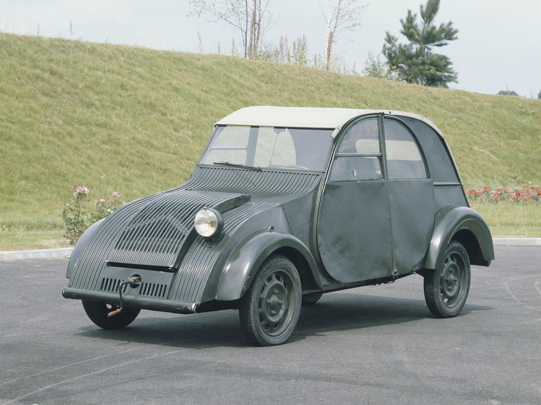 2cv a 1939
