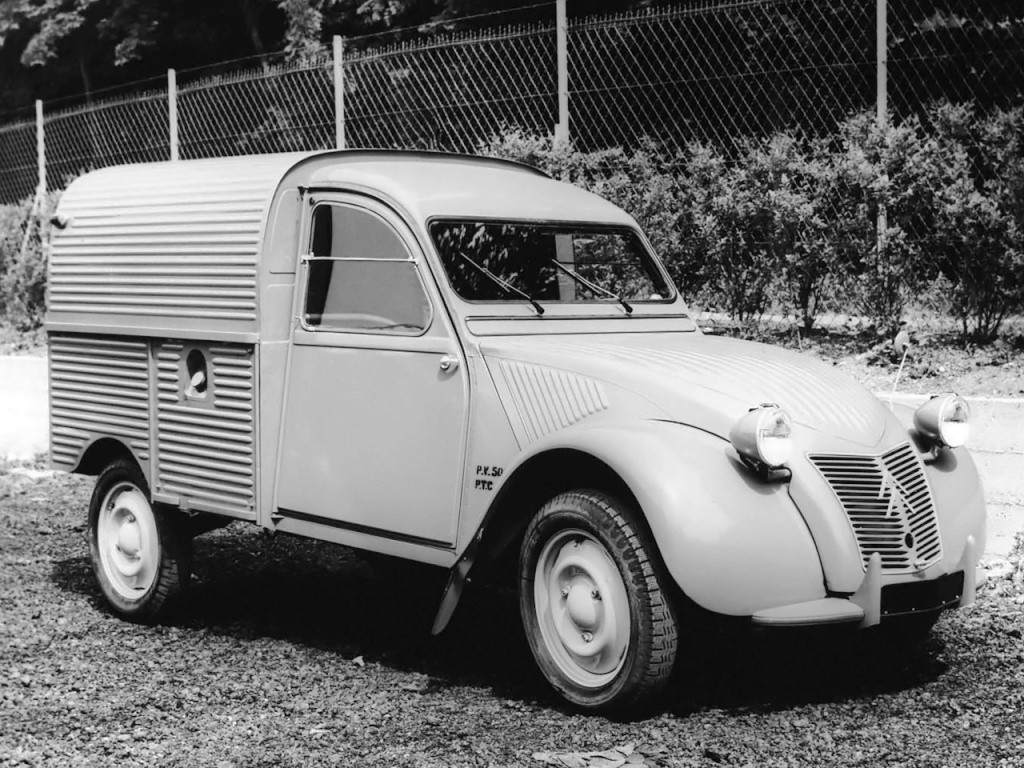2cv au  u2013 1949