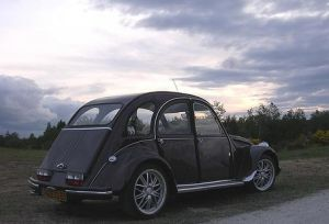 2cv tuning. Black Bedroom Furniture Sets. Home Design Ideas