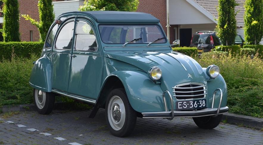 2cv 1965