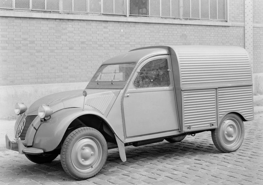2cv au 1950