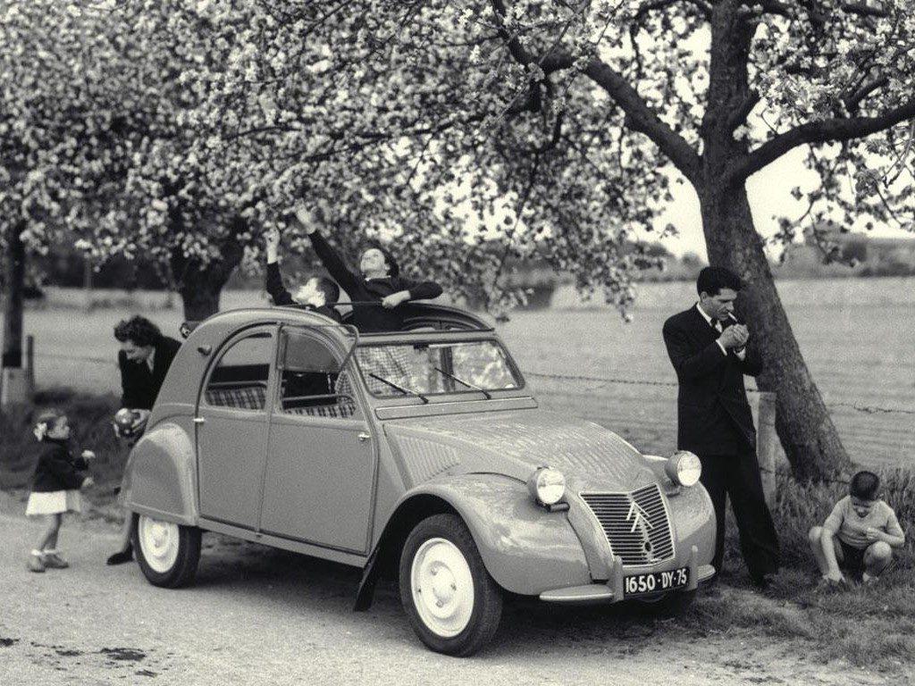 2cv az 1954