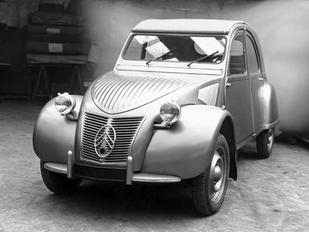 2cv type A 1949