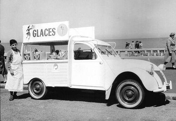 2cv marchand de glaces