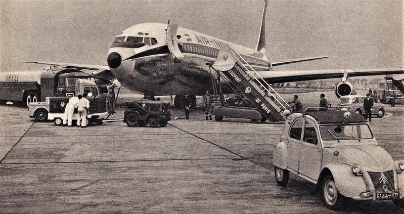 2cv aeroports de paris