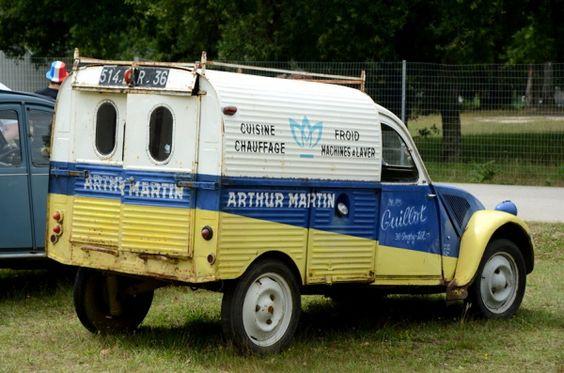 2cv azu arthur martin