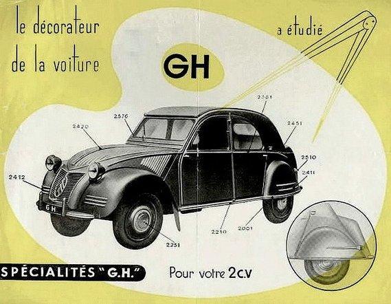 décorateur voiture spé GH 2