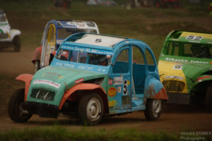 2 cv cross citroen