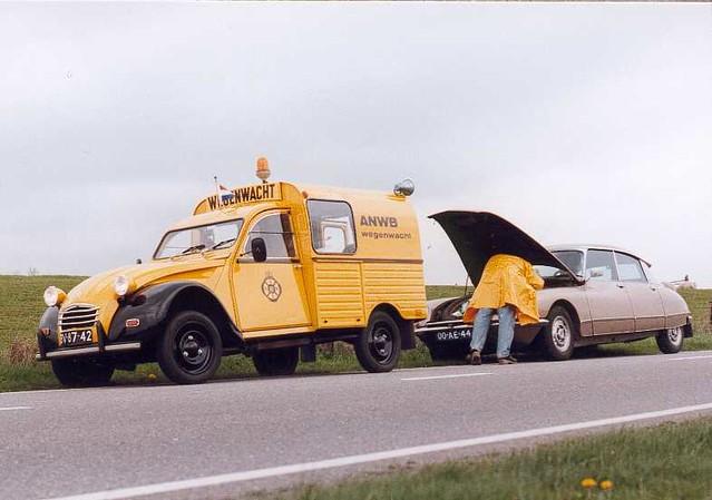2 cv wegenwacht pays bas