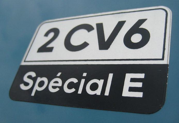2cv 6 special e