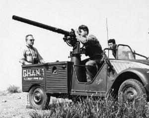 2cv militaire 1961