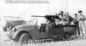 2cv militaire ghan