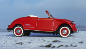 Hoffmann 2cv cabriolet