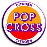 logo 2cv pop cross
