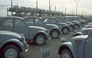 usine 2cv