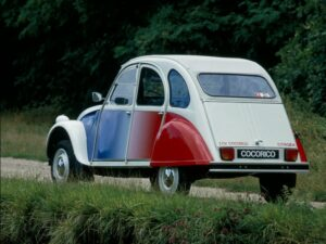 2cv cocorico 1986