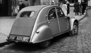 2cv a 1949 berline